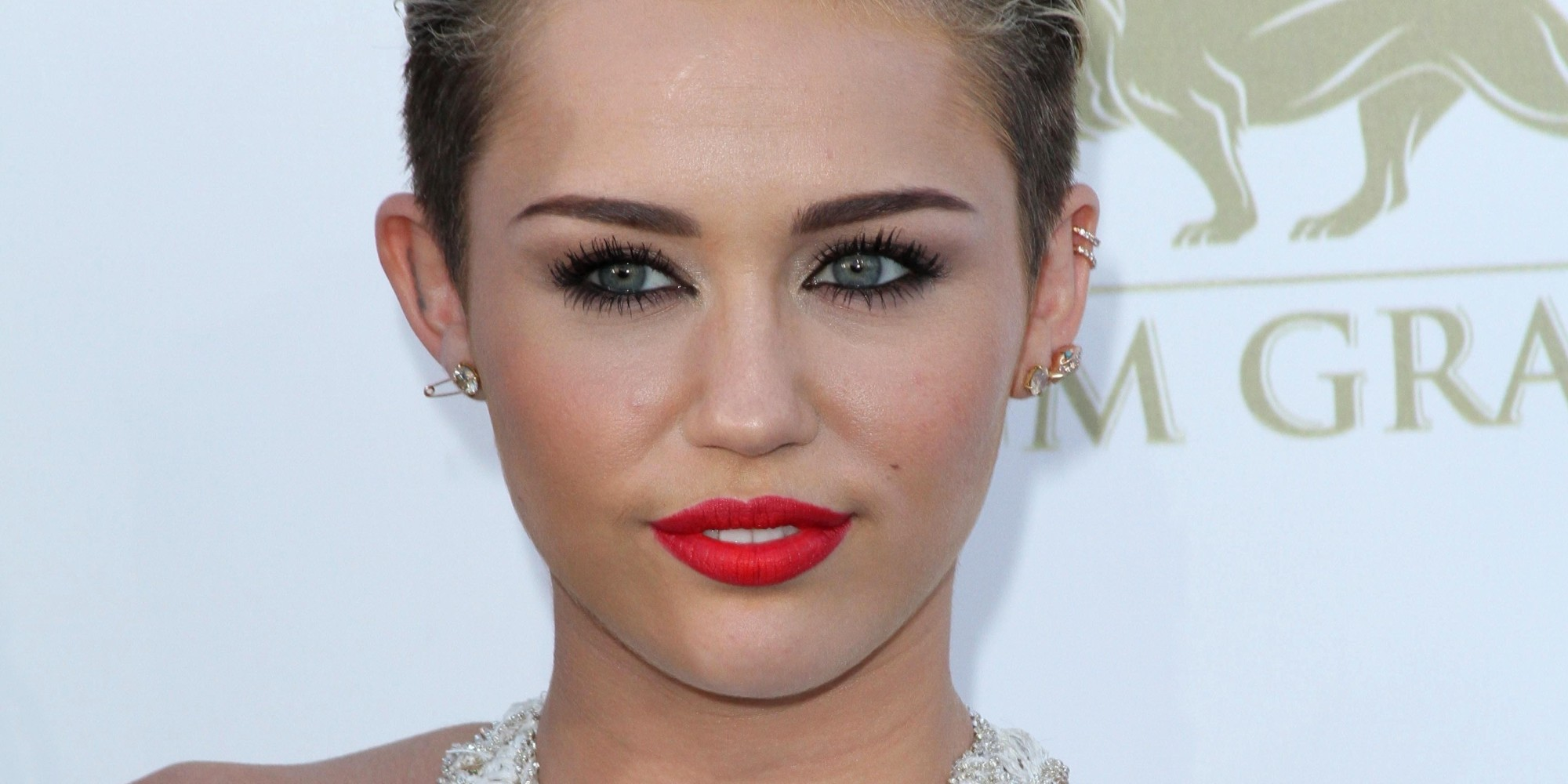 Miley Cyrus Becomes Face of MAC Viva Glam, Visits Los ...
