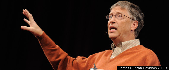 Bill Gates Ted 2011