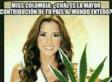 SE BURLAN DE MISS UNIVERSO:<BR> #ESUNAPREGUNTAMUYDIFÍCIL