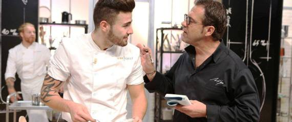 michel sarran top chef