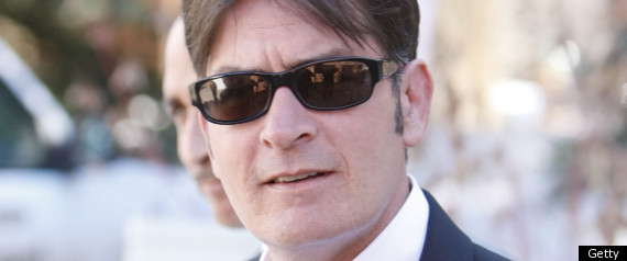 CHARLIE SHEEN CUSTODY