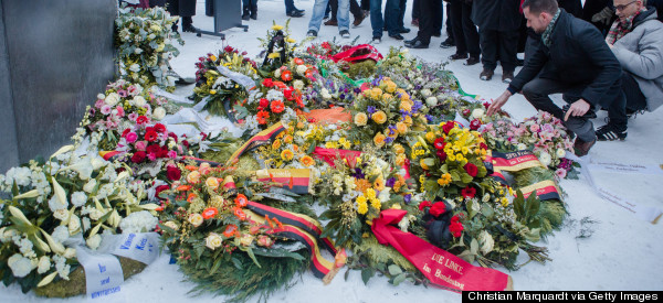 Holocaust Memorial Day: The Nazi Bid to Exterminate Gay People
