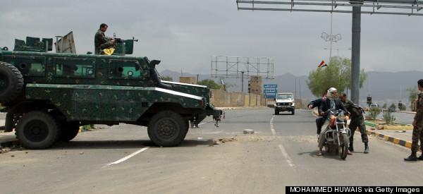 U.S. Embassy In Yemen To Close To The Public