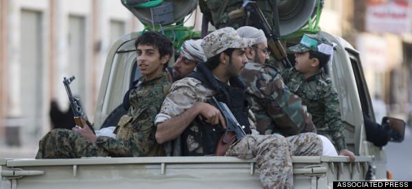 Suspected Strike In Yemen Suggests U.S. Drone War Survives Govt's Fall