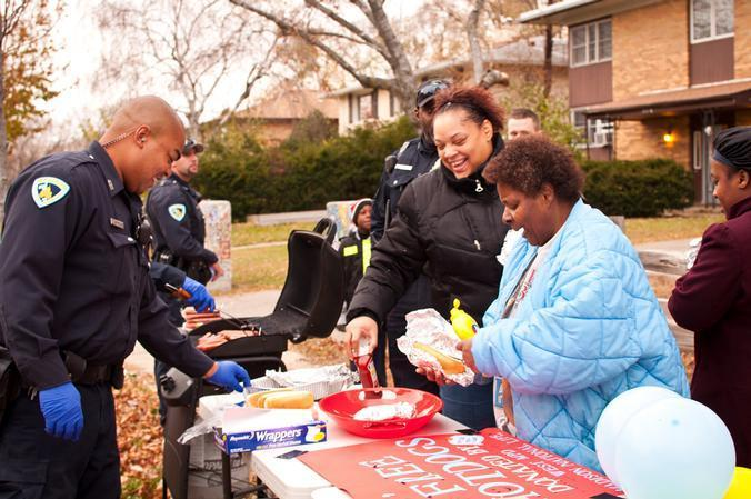 """the entrance of community oriented policing in america Discover community policing history a 2014 study published in the journal of experimental criminology, """"community-oriented policing to reduce crime."""