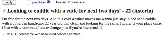 single hookups the daily classifieds