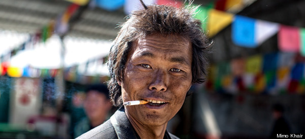 The Smoke Culture of China's Yunnan Region