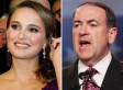 Mike Huckabee Slams Natalie Portman For 'Child Out Of Wedlock'