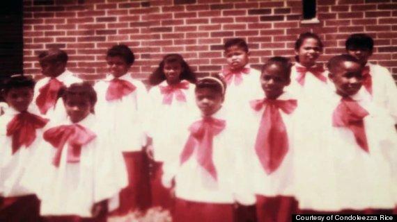 condoleezza rice school photo