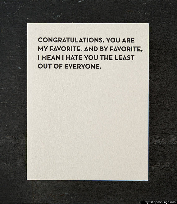 congrats - Valentines Cards For Friends