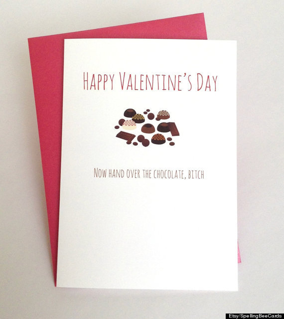 17 Awesome Valentine S Day Cards For Every Bff In Your Life Huffpost