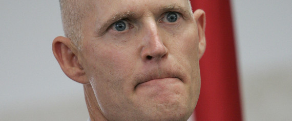 Rick Scott High Speed Rail
