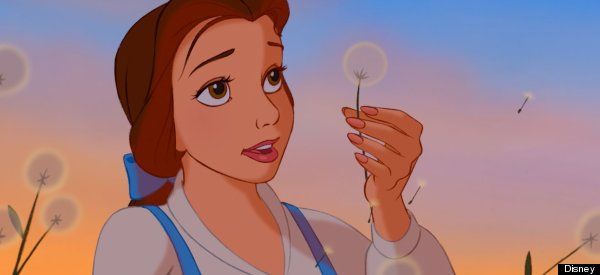 Which A-List Actress Has Been Cast As Belle In A New Disney Film?
