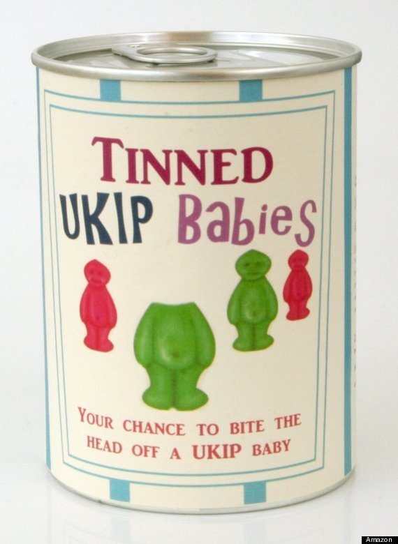 Jelly Baby Gifts Uk : Ukip jelly babies lead to even more trolling of nigel