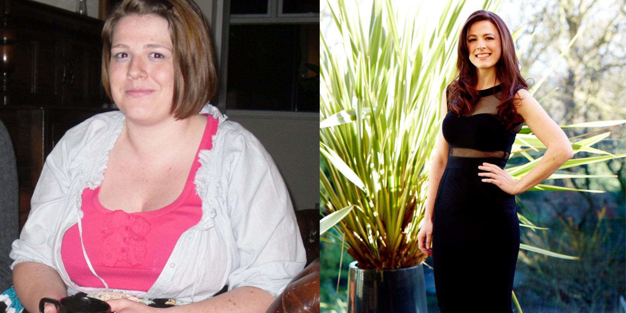Weight Loss Secrets: 'Invisible' Woman Drops Four Sizes ...