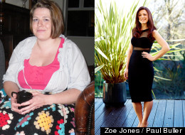 Weight Loss Secrets: 'Invisible' Woman Drops Four Sizes Through Healthy Eating And Exercise