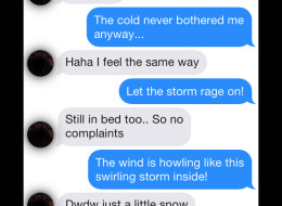 How Dudes On Tinder React To 'Frozen' Pick-Up Lines