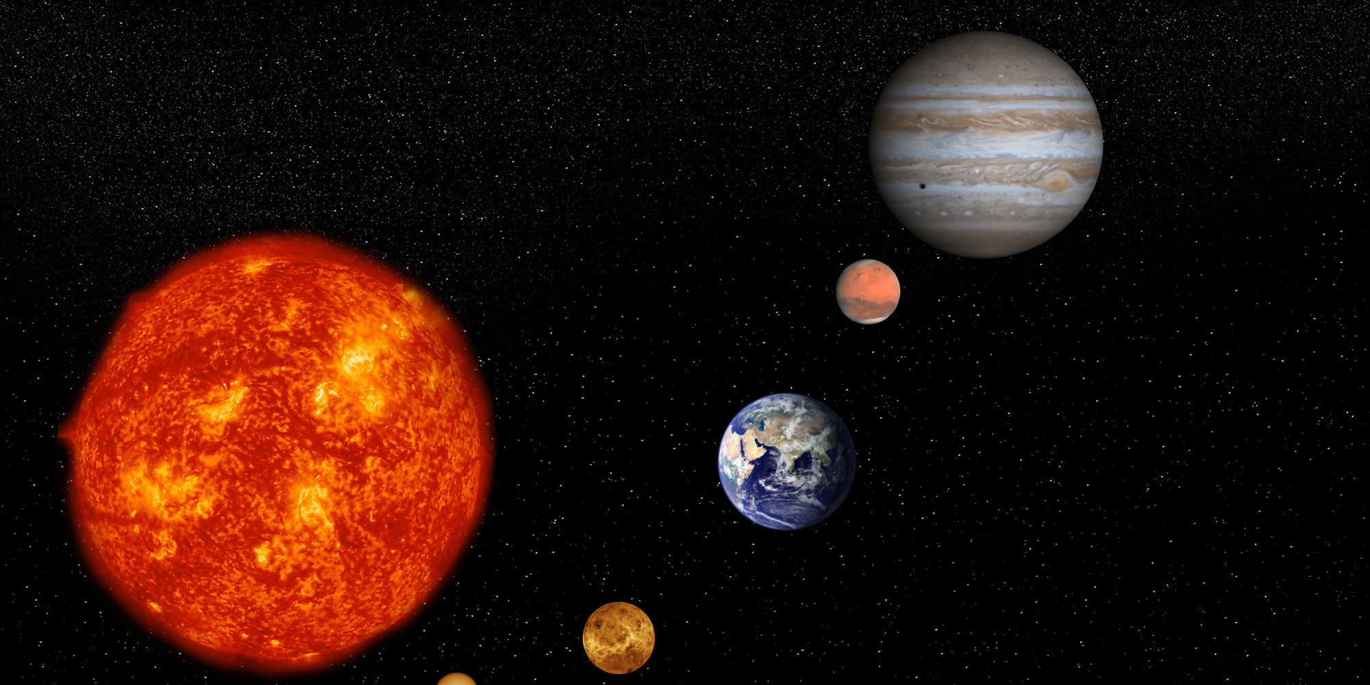Incredible Facts About Our Solar System | HuffPost UK