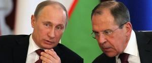 Putin Lavrov