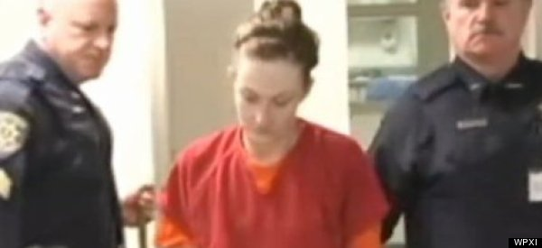 Handcuffed Woman Steals Police Car: Cops