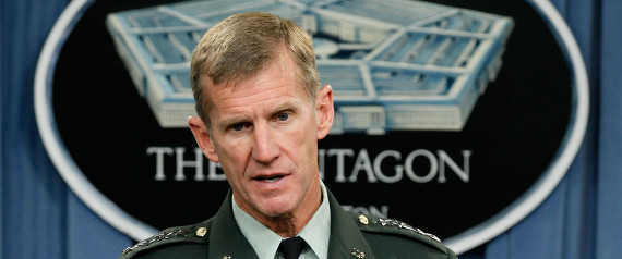 STANLEY MCCHRYSTAL TED 2011 MIDDLE EAST