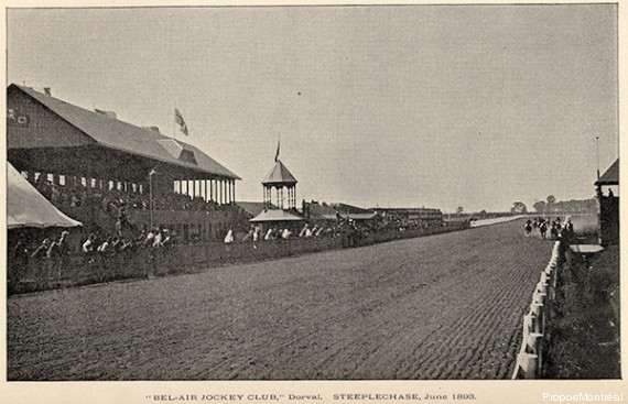 dorval jockey club