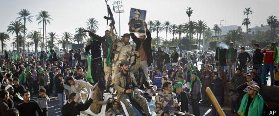 LIBYA GADDAFI COUNTERATTACK