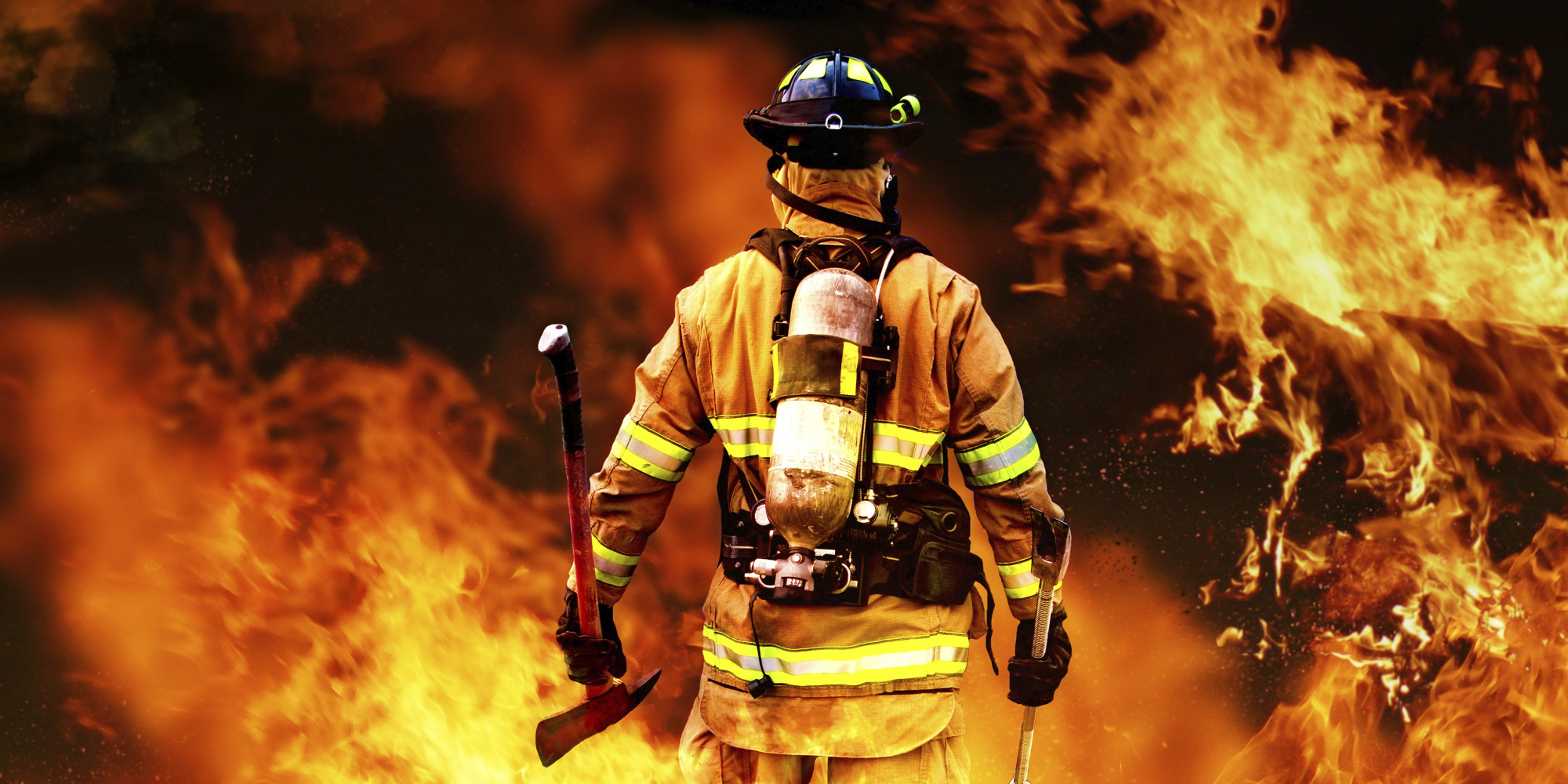 the psychology of the firefighter huffpost