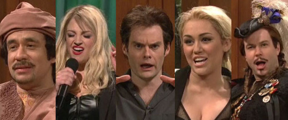 Snl Sheen Winning