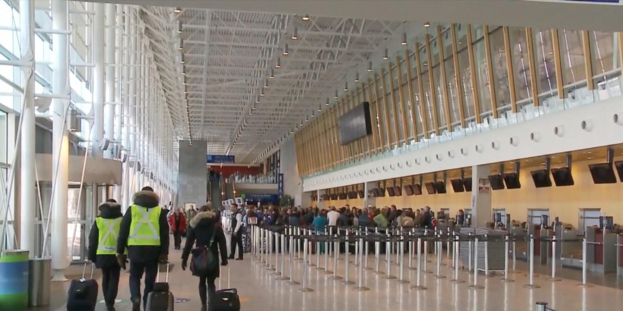 Aeroporto Quebec : Québec l aéroport international jean lesage pourrait
