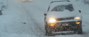 SNOW CAR NY