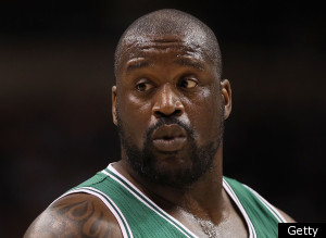 Shaquille Oneal Out Indefinitely