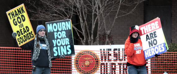 WESTBORO BAPTIST CHURCH MILITARY QAEDA