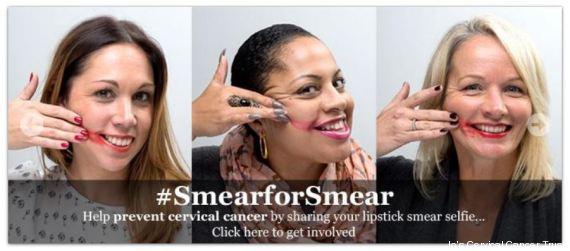 smear for smear