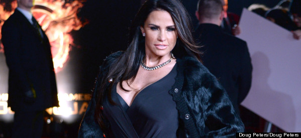 Katie Price Issues Statement Following Harvey Care Controversy