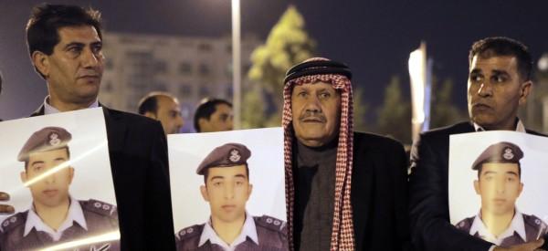 jordan pilot isis hostage