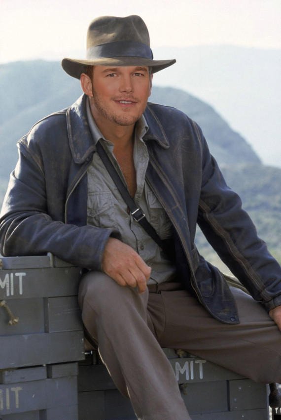 chris pratt to play indiana jones in new film disney 39 eyeing. Cars Review. Best American Auto & Cars Review