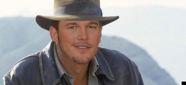 Is This The New Face Of Indiana Jones?