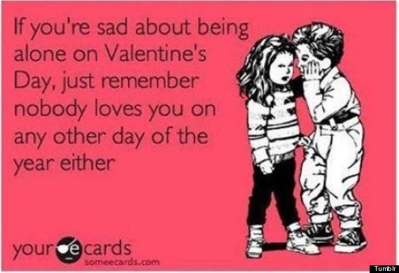 This Valentineu0027s Day E Card Is Brilliant, But Donu0027t Show It To Your Single  Friend