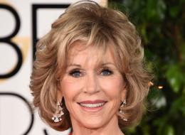 Jane Fonda Says Girl Power Is The Real Reason Women Live Longer Than Men