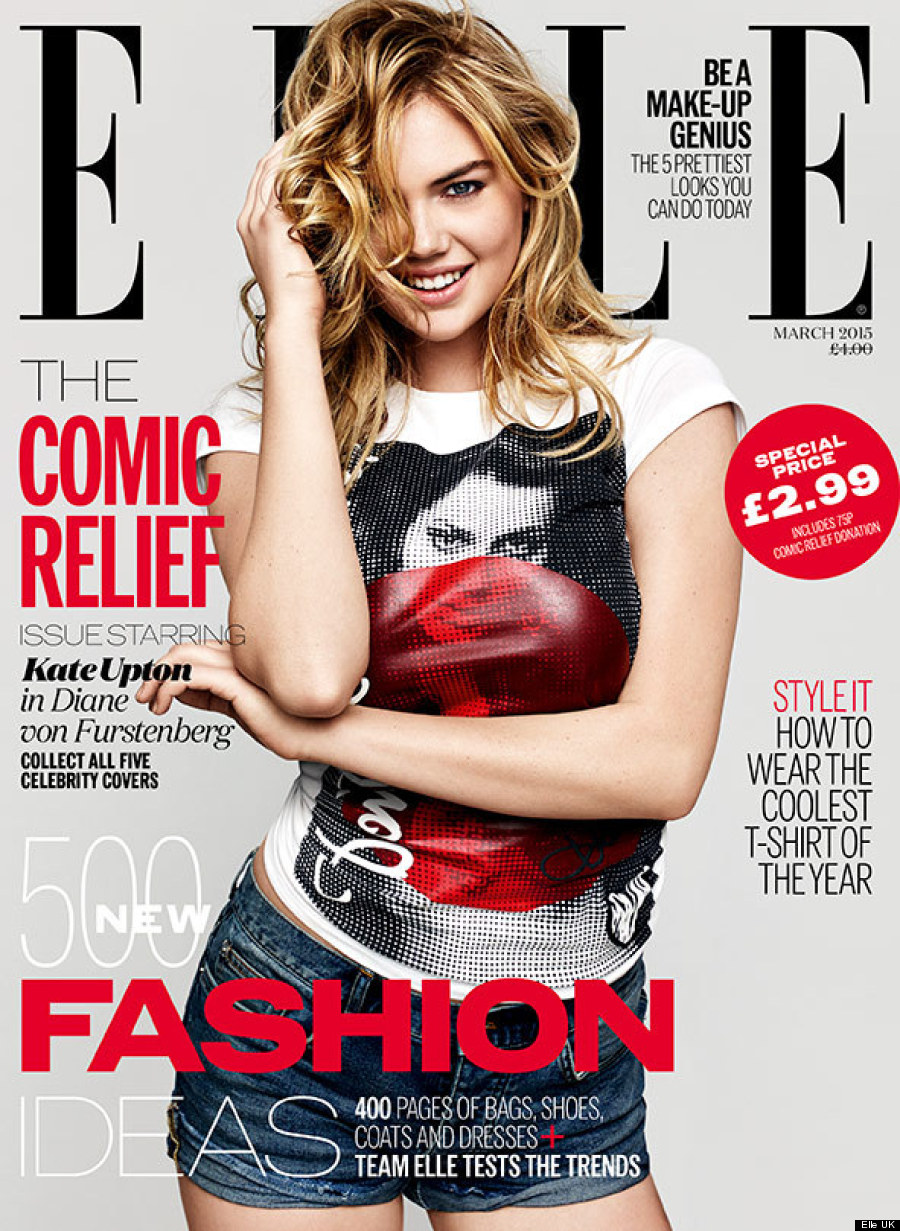 Charlize Theron: ELLE's new cover star