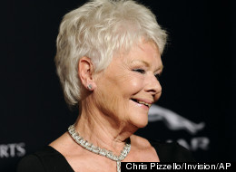 Yep, Judi Dench Considered Getting A Tattoo For The Big 8-0