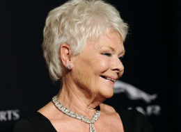 Judi Dench Considered Getting A Tattoo For The Big 8-0