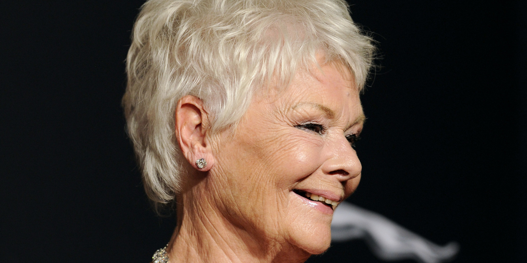 Yep, Judi Dench Considered Getting A Tattoo For Her 80th ...