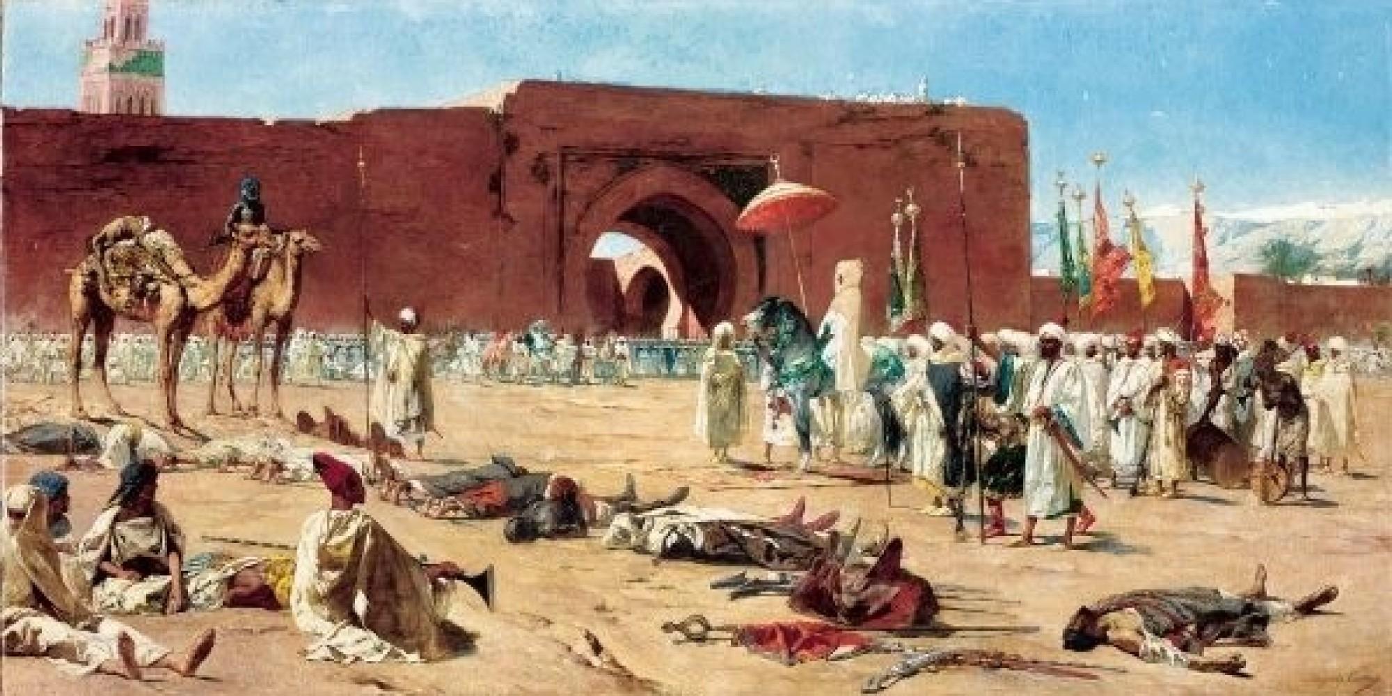 171 Merveilles Et Mirages De L Orientalisme 187 De Benjamin