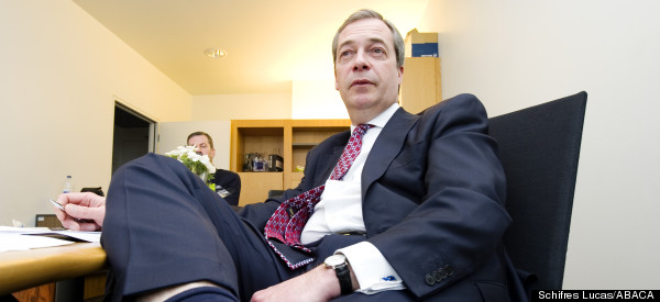 Ukip's Big Tax Cut Pledge Will Help The Rich Most