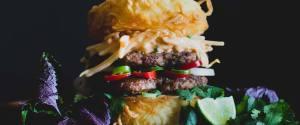 Pho Burger