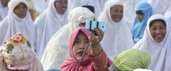 INDONESIA SELFIE
