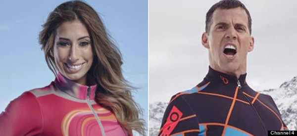 Looks Like Love Is In The Air On 'The Jump'...