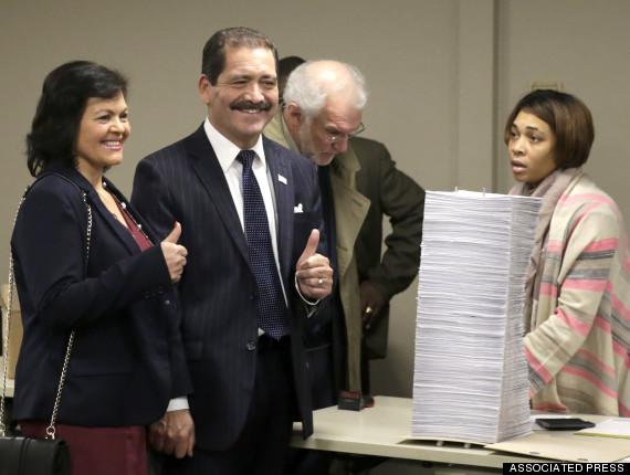 garcia petitions